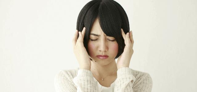 頭痛 イメージ