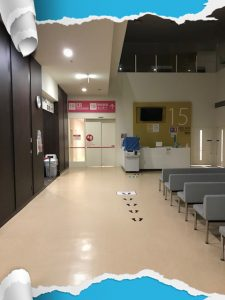 夜中に多摩総合ERに行ってきた(。º̩̩́⌓º̩̩̀).゜